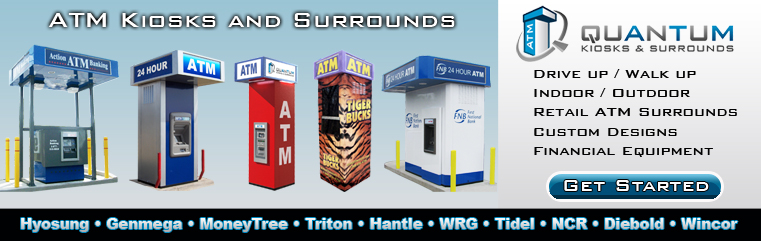 ATM Cabinet / ATM Enclosure | ATM Kiosk
