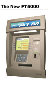Triton FT5000 ATM Machine