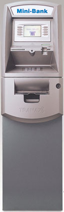 Tranax Mini-Bank 1700 Series