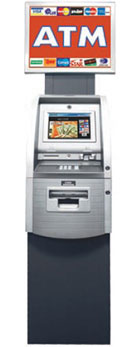 Mini Bank x4000 ATM Machine