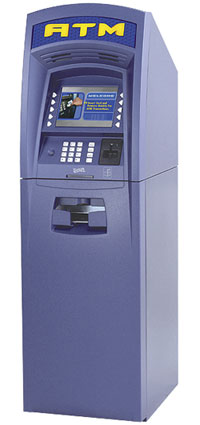 Tidel 3600 ATM Machine