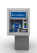 NCR SelfServ 25 ATM Machine