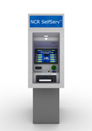 NCR SelfServ 26 ATM Machine