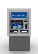 NCR SelfServ 34 ATM Machine