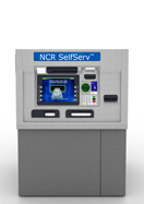 NCR SelfServ 38 ATM Machine