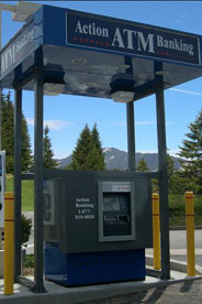 ATM Canopy & ATM Cabinet / ATM Enclosure   ATM Kiosk